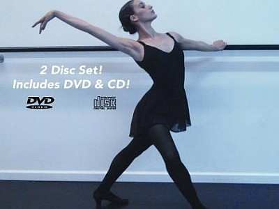 Character Dance Class Level 3 - DVD & Music Cd