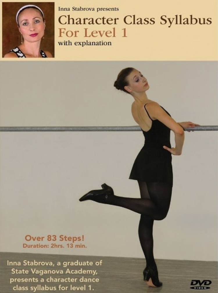 Character Dance Class Syllabus for Level 1 (With Explanation) (2012)