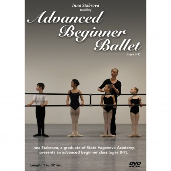 Advanced Beginner Ballet Taught By Inna Stabrova a Graduate From State Vaganova Ballet Academy (2013)